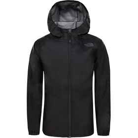 The North Face Zipline Rain Jacket Boys TNF black